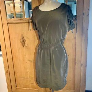 BCBG Generation olive mini dress